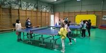 Madrid Comunidad deportiva: actividad de tenis de mesa