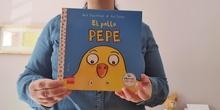 Cuento El pollo Pepe (versión cantada)