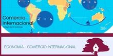 SECUNDARIA 4º - ECONOMÍA - COMERCIO INTERNACIONAL
