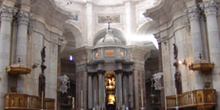 Nave central, Catedral de Cádiz