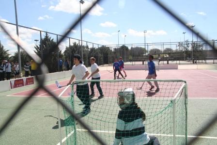 2017_03_28_Olimpiadas Escolares_Unihockey_Ceip Fernando de los Ríos 15