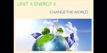PRIMARIA - 5º - ENERGY II. CHANGE THE WORLD - NATURAL SCIENCES - FORMACIÓN