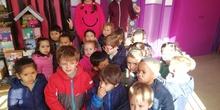 Visita al Berceo I de los alumnos de Infantil 4 años. 24