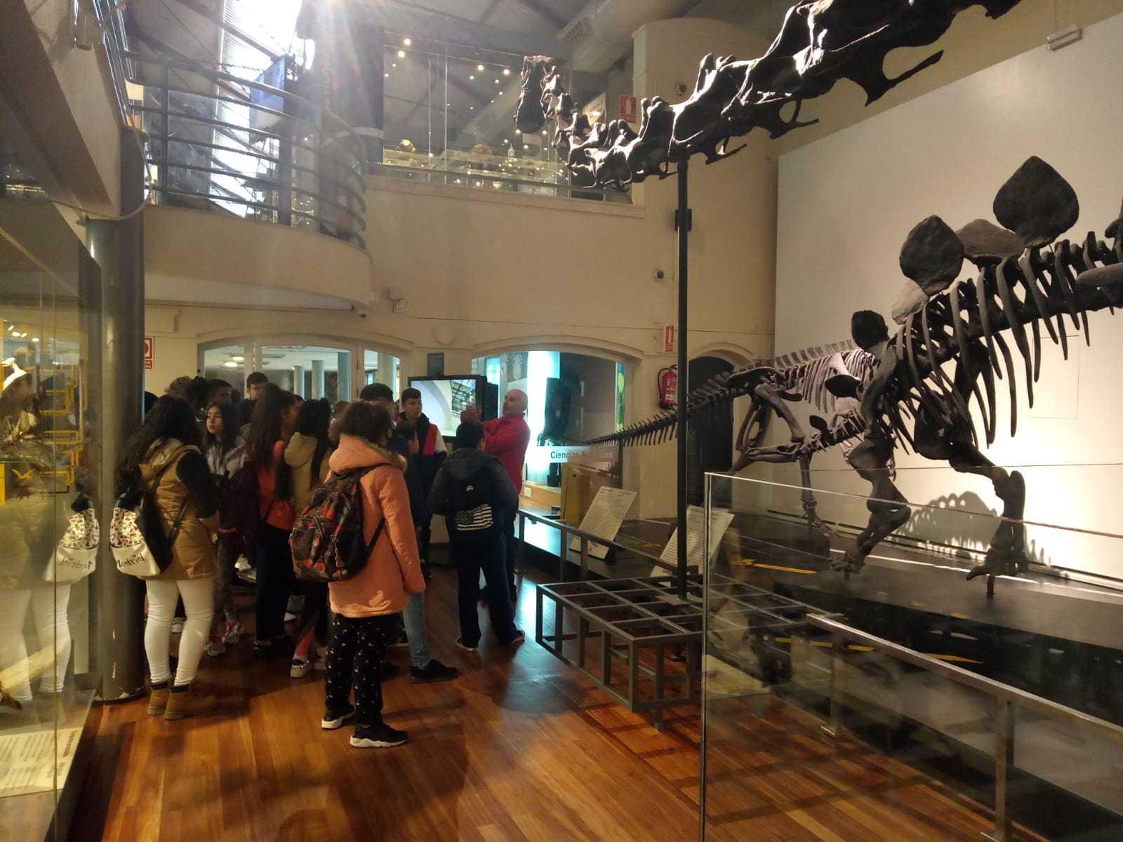 Fotos visita Museo CCNN y Botánico 1