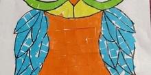 Mosaicos romanos - 3º primaria 9