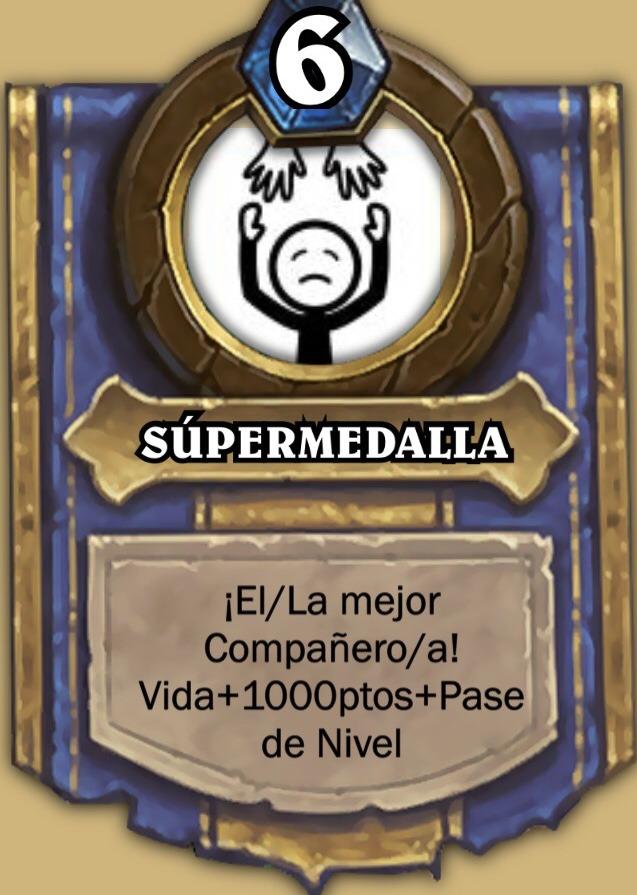 Supermedalla