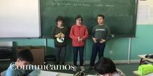 Vídeo proyectos colegio