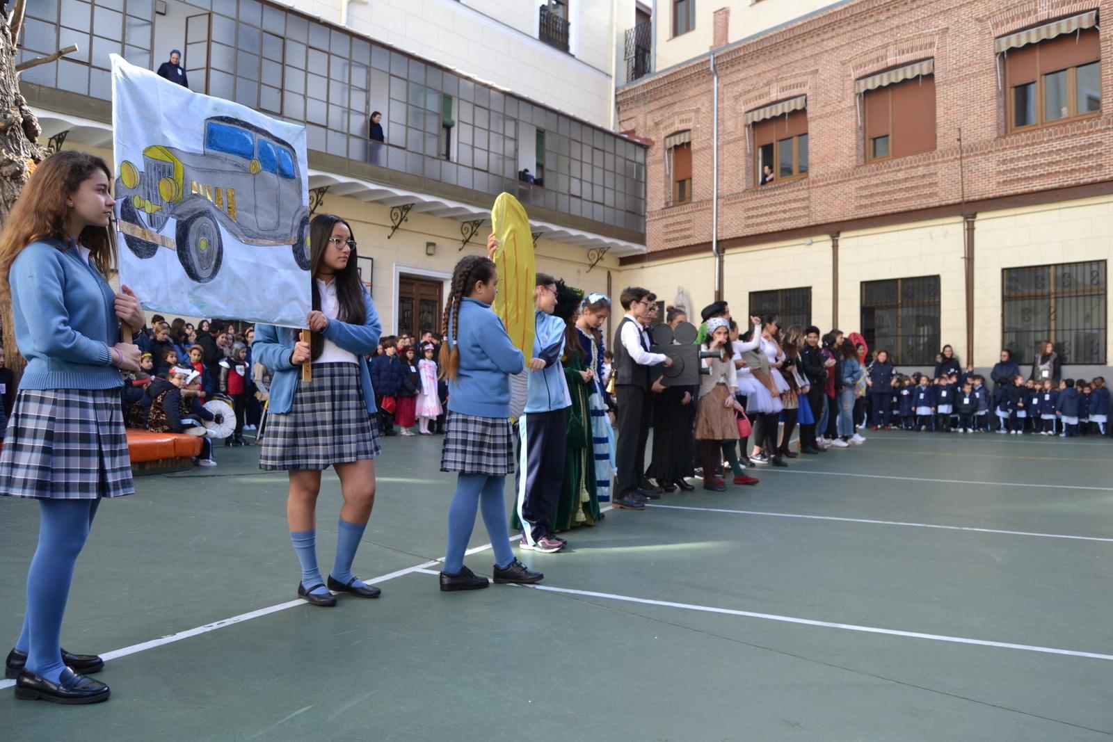 Jornadas Culturales 2018: INAUGURACIÓN 25