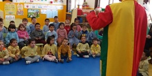 Jornada Inmersión Lingüística. Infantil. 2
