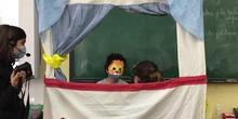 """Fábula:el león enfermo<span class=""""educational"""" title=""""Contenido educativo""""><span class=""""sr-av""""> - Contenido educativo</span></span>"""