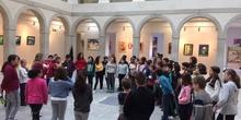 Centro de Interpretación de la Naturaleza. Montecarmelo. 6º curso. 24
