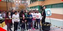 2019. CARRERA SOLIDARIA 6º PRIMARIA FEMENINA