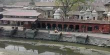 La ciudad de los muertos: Templo Pashupatinath, Katmandú, Nepal