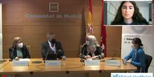 """Jornada del Consejo Escolar """"Educación y Liderazgo de la mujer"""" - Mesa redonda"""
