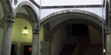 Patio interior del Palacio de Carvajal - Cáceres