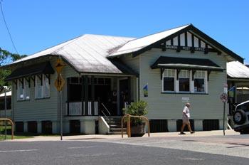 Oficina rural de correos, Australia