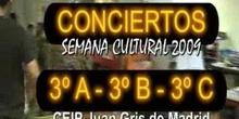 CONCIERTO 3º EP - CEIP Juan Gris de Madrid