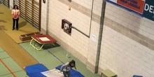 Gimnasia de trampolín