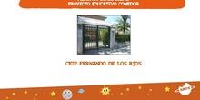 2019_006_Memoria del Proyecto Educativo de Comedor_CEIP FDLR_Las Rozas