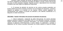 Instrucciones del Proceso de Admisión de Alumnos
