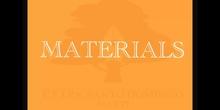 PRIMARIA 5º - MATERIALS II - NATURAL SCIENCE
