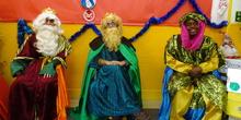 Visita de los Reyes Magos 2. Curso 19-20 5