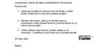 ESTUDIO DE DATOS EXPERIMENTALES