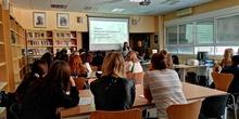Visita de alumnos daneses al instituto 7