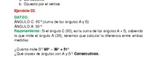 CORRECCIONES MATEMÁTICAS 4º