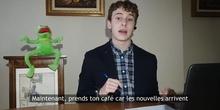 Gran caída de la natalidad en Francia por Jorge C. (V.O. en francés). Forte chute de la natalité en France