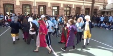 Jornadas Culturales y Depoortivas 2018 Bailes 5º B EP