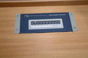 Conmutador de fuentes de video