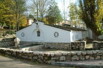 Fuente de San Isidro, Villar del Olmo, Comunidad de Madrid