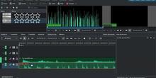 Kdenlive- Montando el sonido