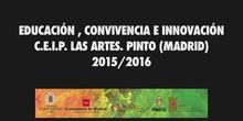 Educación, Convivencia e Innovación en el CEIP LAS ARTES