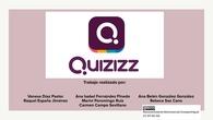 Presentación Quizizz Infantil