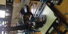 Impresora 3D en funcionamiento 1d2