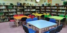 Biblioteca CEIP Martínez Montañés