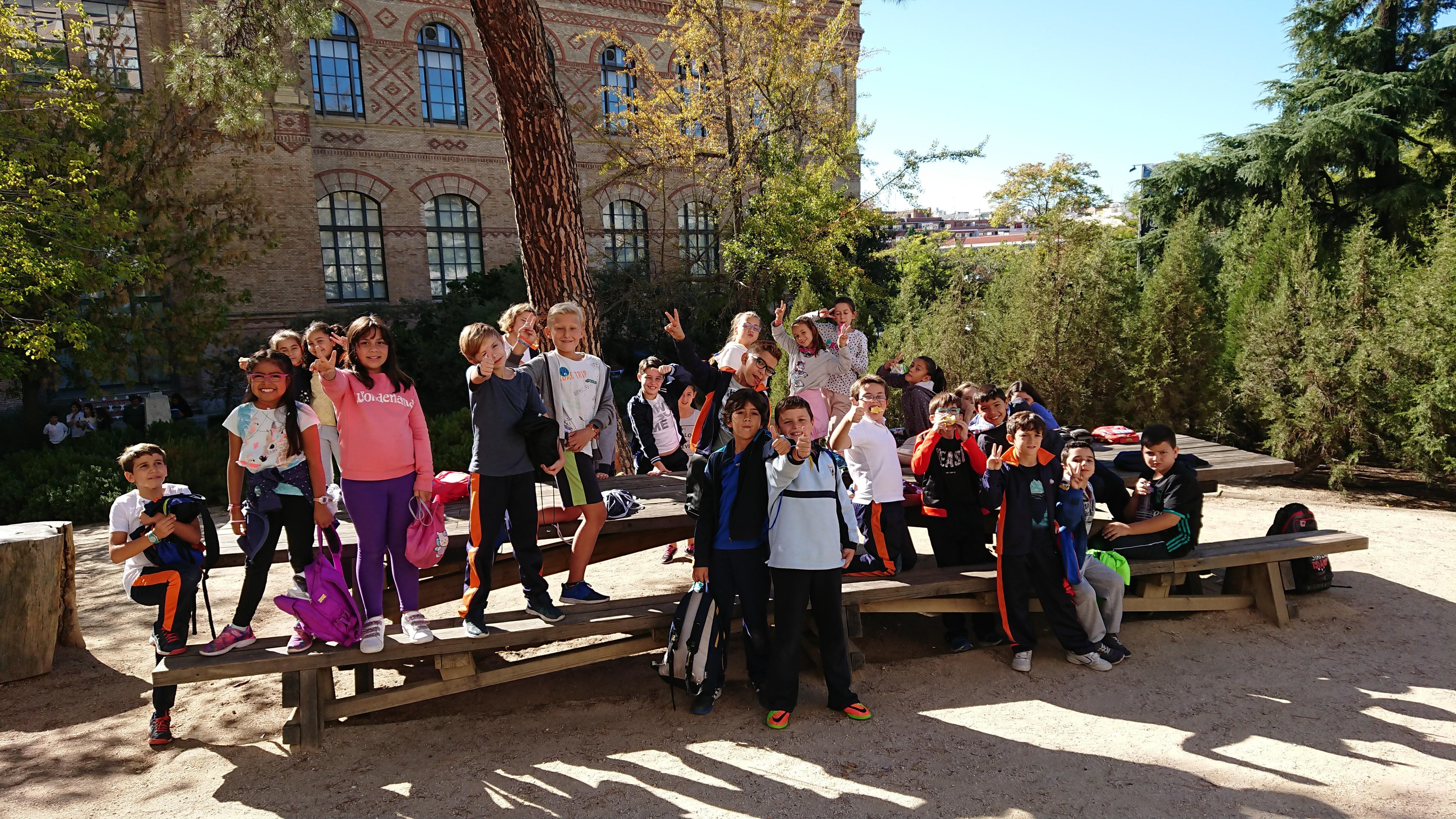 Excursión al museo de ciencias 16