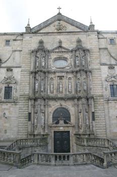 Iglesia de San Martín de Pinario, Santiago de Compostela, La Cor