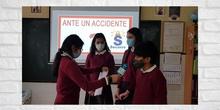 CuídatePlus, Colegio María Reina SAL, 6º curso de Educación Primaria