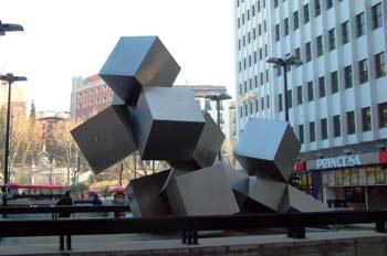 Plaza de los Cubos, Madrid