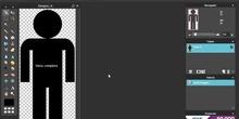 Redimensinando al hombrecillo en Pixlr