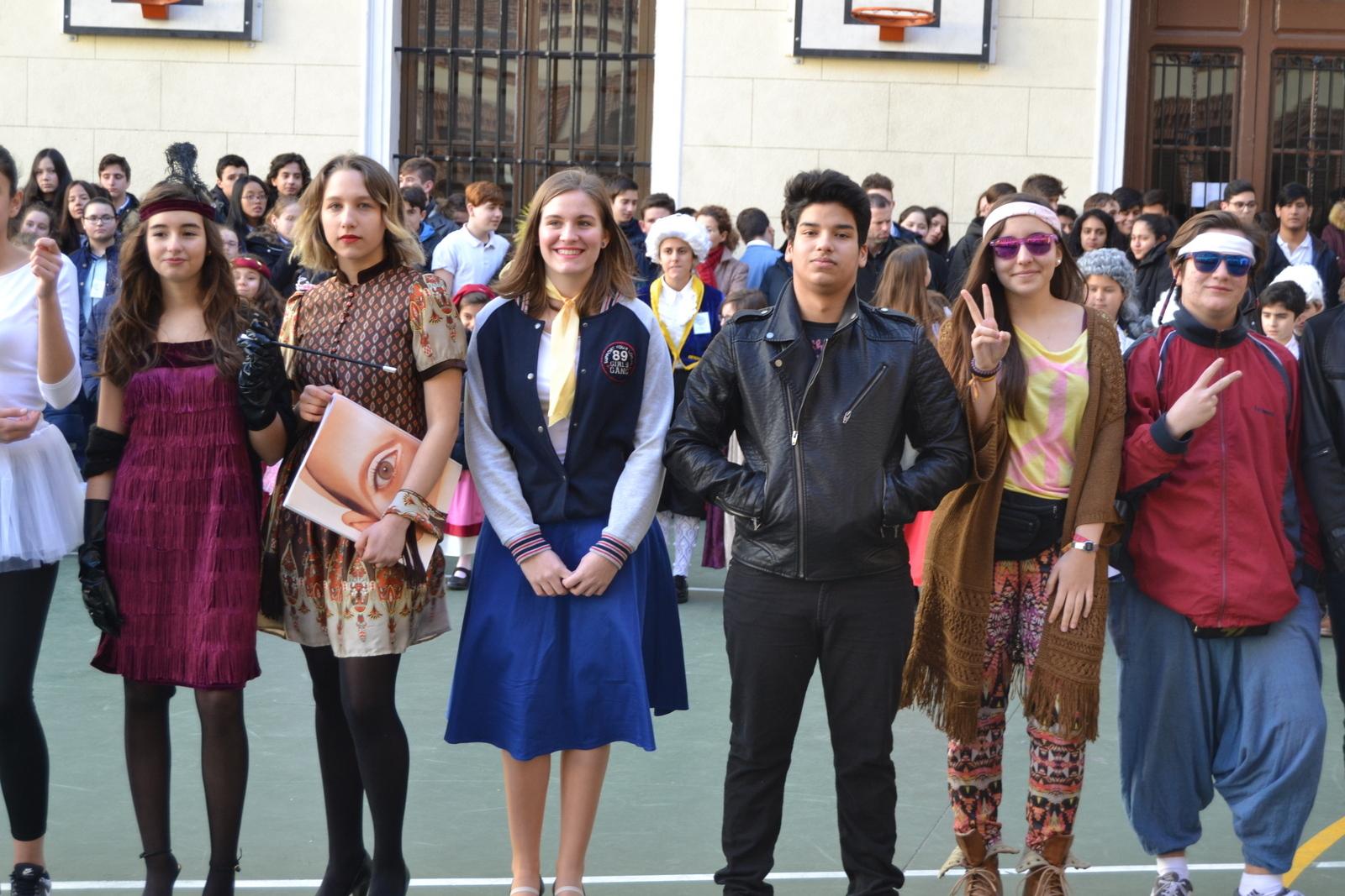Jornadas Culturales 2018: INAUGURACIÓN 28