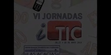 """Ponencia de D. Antonio Ángel Ruiz Molino """"Scratch: programar y crear para el aprendizaje transversal"""", VI Jornadas iTIC 2014"""