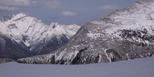 Montaña Norquay (2515m)