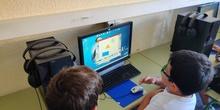 "2019_10_09_Primero trabaja lengua en ""Tecnología""_CEIP FDLR_Las Rozas 3"