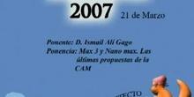 Boadinux 2007 - MAX y Nano MAX. Las últimas propuestas de la CAM