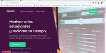 QUIZIZZ. SEMINARIO HERRAMIENTAS DIGITALES PARA APLICAR EN EL AULA. CEIP FRANCISCO CARRILLO