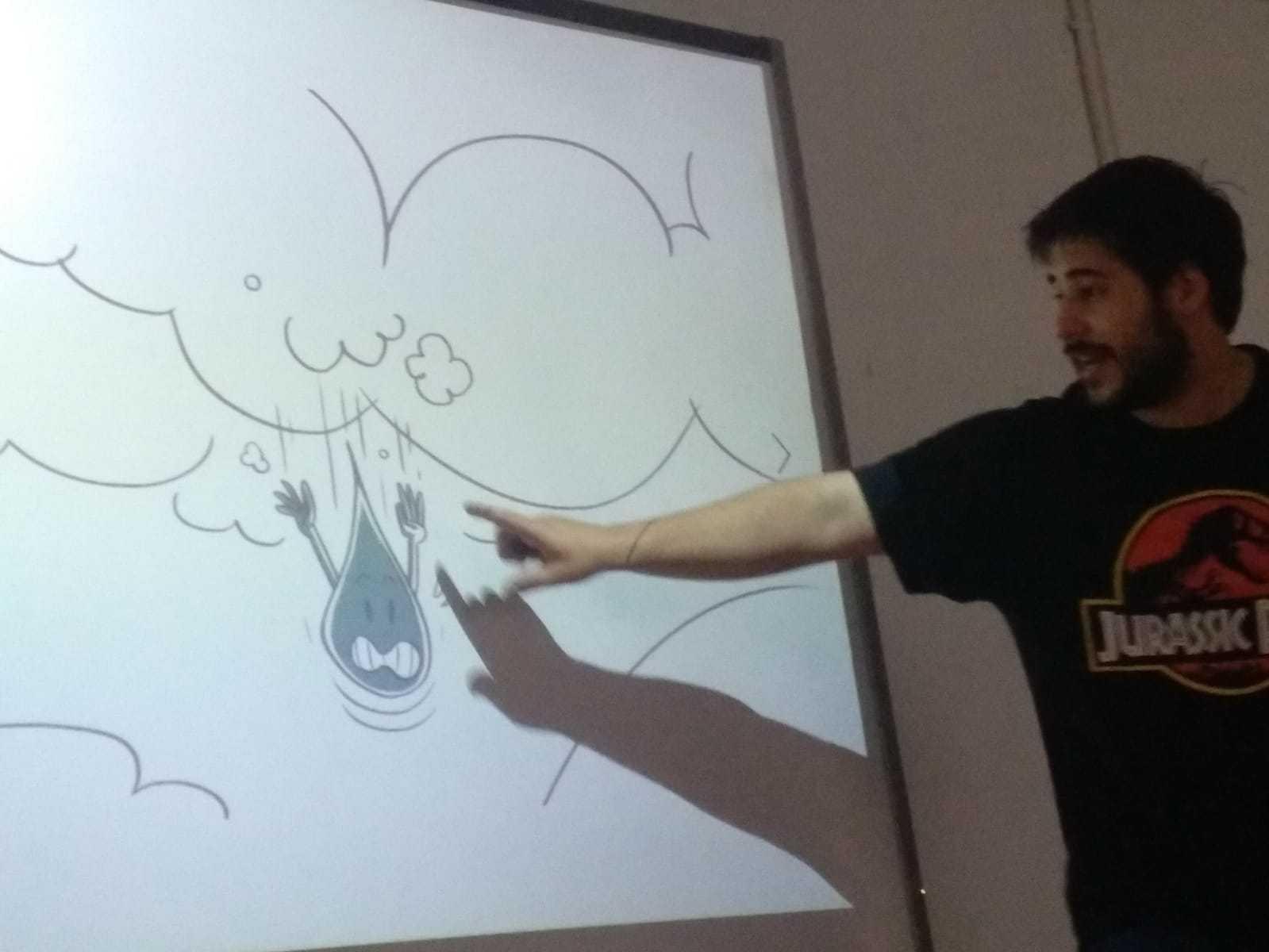 2019_04_24_Día del Libro 4º_Encuentro con Autor_CEIP FDLR_Las Rozas  8